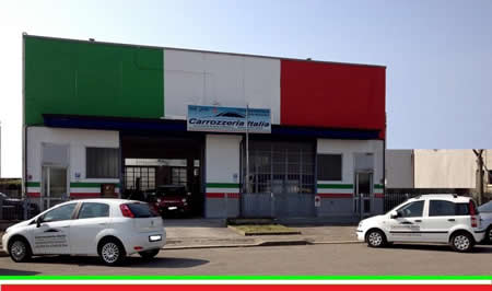 Carrozzeria Italia Forlì - L'Officina